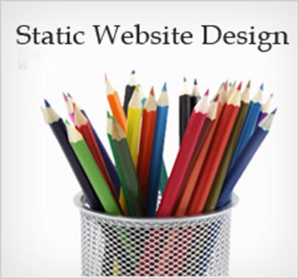 Static Web Design